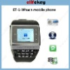 ET-1 Quad Band SIM Card Bluetooth Touch Screen FM Radio Watch China Phone