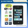 """F073 3.2"""" QVGA LCD Quadband Dual SIM Dual Standby Dual Camera WiFi TV GPRS Java Bluetooth FM MP3 MP4 Mobile Phone(black,white)"""