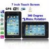 F2 + GPS, 7.0 inch Touch Screen Mobile Phone, Support FM Transmitter function, Analog TV (PAL/NTSC/SECAM), Wifi JAVA Bluetooth F