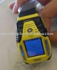 F3 yellow black white red watch phone triband italian language touch screen camera FM