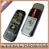 F8 model dual sim card Quad Bands Ferrari car mobile phone