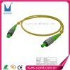 FC/APC fiber optic patch cord with High reliability and stability