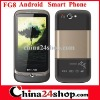 FG8 3.5'' Capacitive Android 2.2 GPS TV multi-touch screen smartphone