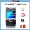 FLY-YING E71 Quad Band Dual Cards Dual Cameras WIFI Color TV Bluetooth JAVA 2.2 Inch Screen tv mobile phone