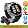 FREE shipping+ TFT touch screen quad band watch phone K650