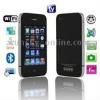 FV1000+ TV(SECAM, PAL, NTSC), WIFI+JAVA, Bluetooth FM function Touch Mobile Phone, Slip-operation can change the menu (3 pages o