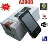 Factory directly Dual sim WIFI TV Smartphone A3000