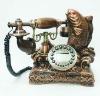 Farsi style telephone
