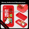 Fashionable Cell Phone Silicon Case