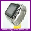 Fashionable Stainless Steel Waterproof Watch Phone W818