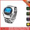 Fashional MP4 Touch Screen Watch CellPhone MQ266