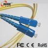 Fiber Optic Cable SC-SC duplex Single mode 9/125 fiber patch cord