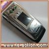 Flip phone 1 sim card luxury cartier watch cellphone A8