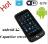 Flying Dual-SIM WiFi GPS TV Android 2.2 Smart Cell Phone with Capacitive Screen (FG8)