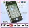 Flying F035 Celular 3.2'' Touch Screen QuadBand Dual Sim Tv Wifi Gps Mobile Phone F035