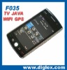 Flying F035 GPS WIFI mobile phone WITH java TV quad band