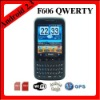 Flying F606 with QWERTY keyboard GPS android cell phone