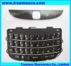 For Blackberry 9800 Black English keypad