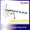For HDTV outdoor DVB-Tantenna YG-053