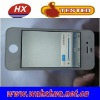 For IPhone 4G/4S black lcd replacement glass with tools and back cover