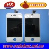 For IPhone 4G/4S lcd digitizer with home button
