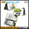 For Nintendo 3DS sticker protective cover skin