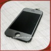 For apple iphone 4 silver lcd conversion kit----LCD assembly&glass cover OEM