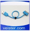For iPad/iPhone USB Data and Charge Cable