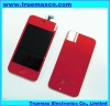 For iPhone 4 LCD Complete and Back Cover, Complete~