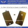 For iPhone 4 LCD and Digitizer Assembly Yellow(REFLECTIVE)