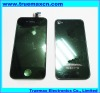 For iPhone 4S LCD+Back cover+Home button
