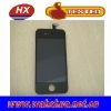 For iPhone 4S wholesale Front Glass digitizer with LCD screen complete Assembled