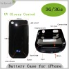 For iPhone battery pack (UV GLOSSY COATED)