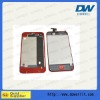 For iphone 4 Complete LCD display set / spare parts for iphone4