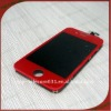 For iphone 4 Great AAA copy lcd red swap kit