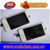 For iphone 4S Front lcd digitizer assembly White color swap kit