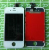 For iphone 4S LCD Screen Digitizer Touch WHITE