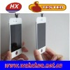 For iphone 4S Wholesale Front LCD digitizer assembly full set new