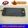 For iphone 4g mobile complete digitizer glass with lcd screen assembly