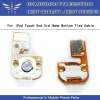 For ipod touch 2nd 3rd home botton Flex Cable