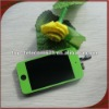 For ipod touch 4 lcd front panel green color