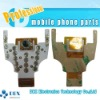 For nokia 6600 flex cable & mobile phone flex cable