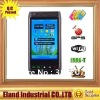Four sim mobile phone ISDB-T Digital tv and Analog tv wifi gps unlocked phones FN8