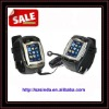 Free Drop Shipping Quad band Mobile Phone Watch 007 1.5'' touch screen 2M camera dual bluetooth