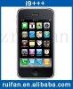 Free Shipping DUAL SIM i9+++ mobile phone