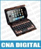 Free shipping! Factory Direct,T8000 Wifi TV Unlocked Cell phone with Qwerty keyboard