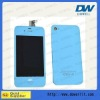 Front full lcd screen digitizer for iphone4s Mobile phone replacement