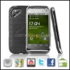 Fusion - Android 2.2 Dual SIM Smartphone with 3.5 Inch Touchscreen (Wi-Fi, TV, Dual Camera)