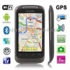 G12 Black, GPS + Android 2.3 Version, Analog TV (PAL/NTSC/SECAM), Wifi Bluetooth FM function Capacitive Touch Screen Mobile Phon