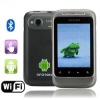 "G13 Quad Band Dual SIM Dual Standby 2.9"" Touch Screen Android 2.2.1 WIFI Bluetooth Smart Phone -Grey"